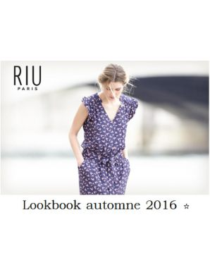 Lookbook automne 2016
