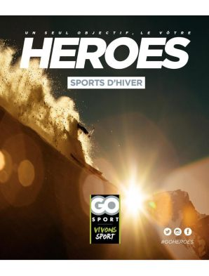 Guide Go Sport Heroes Sports d'hiver