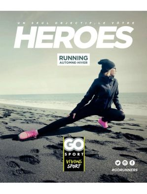 Guide Go Sport Heroes Running